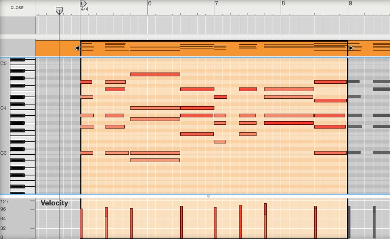 chord-melodies