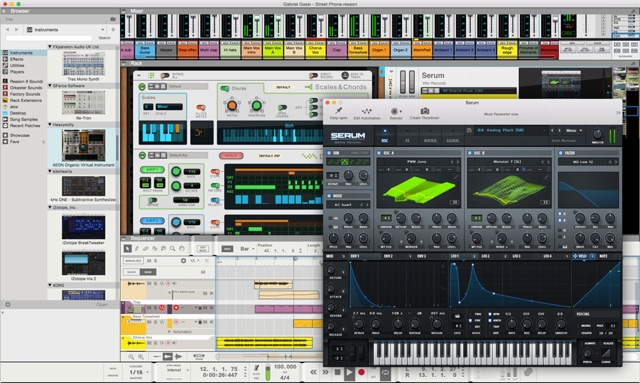 Now that Reason 9 5 gets VST support, time for an analysis!